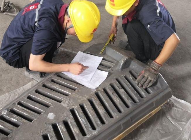 Ball Mill Iiner Inspection