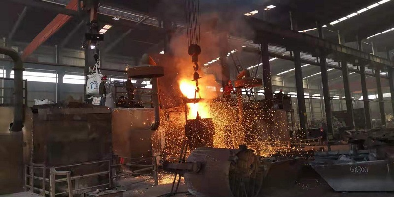 cone-crusher-liner-manufacturing-process
